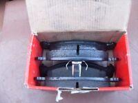 FORD KA Front disc brake pads.