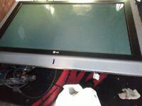 42 LG PLASMA TV FIRST £55