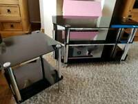 TV Stand and Side Stand