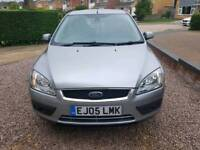 2005 Ford Focus Ghia 1.7 Auto only 36k miles