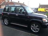 MITSUBISHI PININ 2.0l GDI WARRIOR.(LOW MILEAGE)
