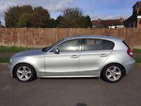 BMW 1 Series. 118d. 5 door.