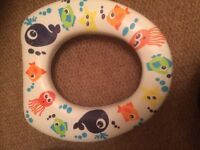 Potty and toilet seats