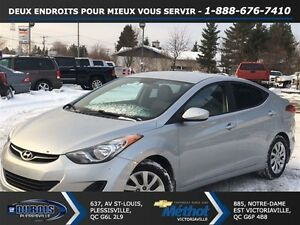 2012 Hyundai Elantra GL+EXCELLENTE CONDITION
