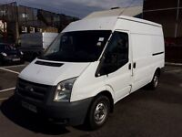 Ford transit year 2008 ready to work quick sale