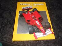 collection of formula 1 , grand prix , ferrari books