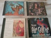 4 x CDs MIXED BUNDLE