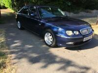 2002 Rover 75 CDT diesel MOT DEC runs perfectly lovely car luxury BMW engine