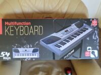 """""""NEW"""" BOXED CHILD'S / TEENAGER / ADULT MULTIFUNCTION KEYBOARD (See Description)"""