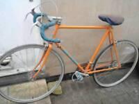 Vintage Jack Hearne Racing Bike