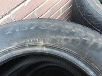 Part worn tyre tyres 215/60/16