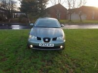 SEAT IBIZA 1.9 TDI SE SERVICE HISTORY HPI CLEAR DRIVES EXCELLENT.