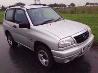L@@K 2004 *53* Suzuki Grand Vitara 4x4 1.6 16V **YEARS MOT**TIMING BELT DONE**FULL SERVICE HISTORY