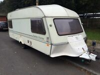 Caravan For Sale* 5 Berth * Tows Beautifully ** ideal for holidays or builder / property developer.