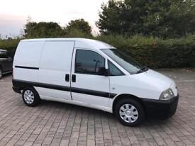 2004 Peugeot Expert 1.9D Panel Van 12 MONTHS MOT, 3 SEATS, NO VAT (Fiat Scudo Citroen Dispatch)