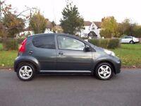 Peugeot 107 1.0 12v Envy Special Edition 5dr ( low millage)