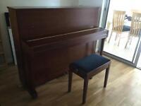 Reid-Sohn piano in fantastic condition