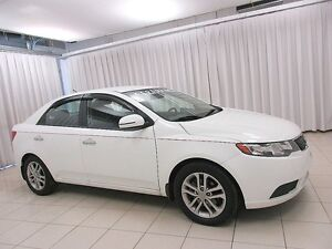 2012 Kia Forte EX SEDAN w/ ALLOYS, BLUETOOTH AND CRUISE CONTROL