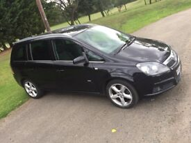 VAUXHALL ZAFIRA 1.9 SRI CDTI 150_1 OWNER_ONLY 77k MILES_PART RX WELCOME
