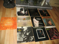 records joblot, vinyl records joblot of 10