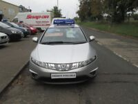 HONDA CIVIC 1.4 NEW MOT ON PURCHASE VIEW THIS CAR AT COCHRANES MOTOR COMPANY DALKEITH