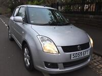 2009 Suzuki Swift GLX Automatic 13,500miles!