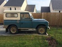 Land Rover Series 3 for sale tax exempt