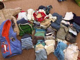 Boys clothes - 6-9 month bundle