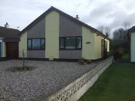 2 bedroom bungalow in Newborough, Anglesey