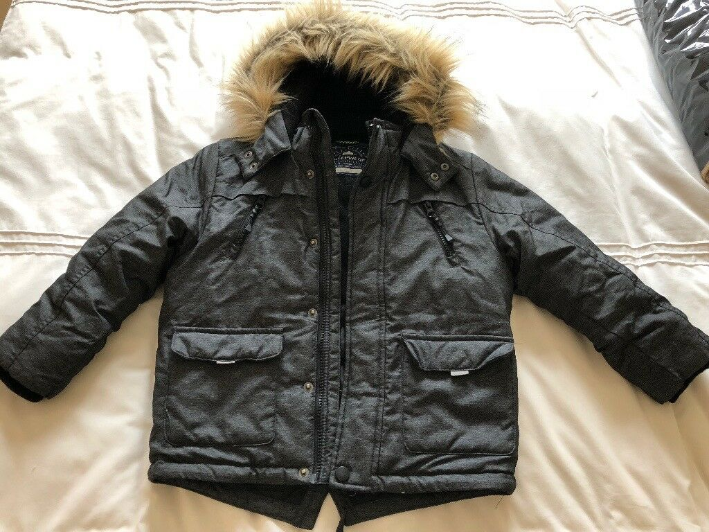 purchase cheap great deals 2017 great deals 2017 Boys Autumn / Winter Coat 5-6yrs 110cm-116cm | in Oadby ...
