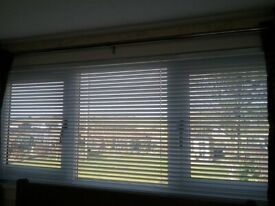 Venetian window blind. Brand New!! wrong size for my window.