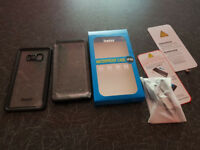 Waterproof case for Samsung s8 plus - unused