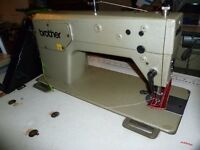 BROTHER Industrial lockstitch sewing machine Single Phase,