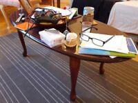 Coffee table.
