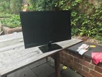 """LG E2441T-BN - LED monitor - Full HD (1080p) - 24"""""""