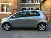 Toyota Yaris 1.3 VVT-i 5dr , 1 Owner From New With Ultra Low Mileage 39,000 Miles , Immaculate