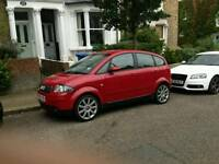 Audi a2 1.4 Red