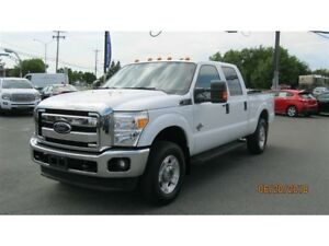 2012 Ford F-250 XLT+DIESEL+COMME NEUF