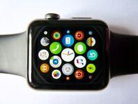 Apple Watch iWatch Sport Space Grey First Generation 38mm