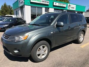 2008 Mitsubishi Outlander 7 PASSENGER l DVD PLAYER