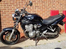 Suzuki Bandit 600 for sale ideal first bike