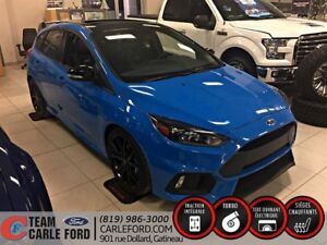 Ford Focus rs hatchback awd 2018