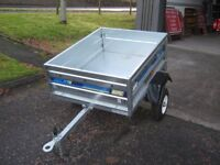 Maypole MP 712 Trailer Never used As New