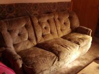 three piece suite....