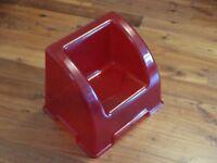 Ikea Children's Armchair, Red
