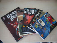 5 Guitar Books