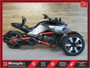 2015 Can-Am Spyder F3-S SE6 69$/SEMAINE