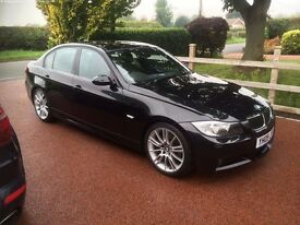 BMW 3 Series, 3L, M Sport 4 Door, 2009, Petrol, 325i