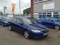 03 53 Mazda ts auto fmdsh 11 stamps aircon alloys cruise control 3 months warranty 12 months mot