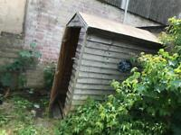 Free small shed